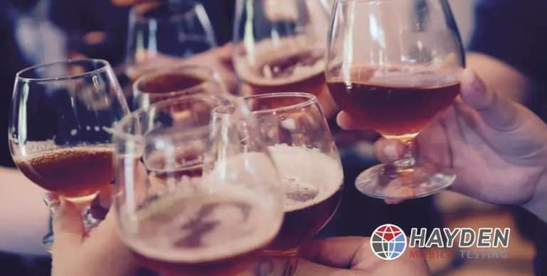 Alcohol and the Workplace - Workplace Testing Service - Hayden Health & Safety