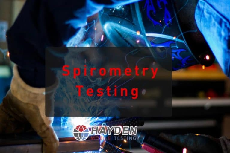 The Importance of Spirometry Testing - Workplace Testing Service - Hayden Health & Safety