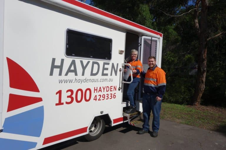 Testing Services - Hayden Health & Safety
