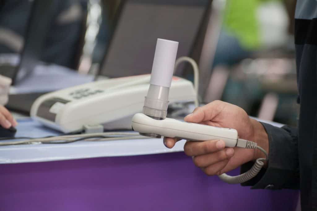 Spirometry Assessments - Workplace Testing Service - Hayden Health & Safety