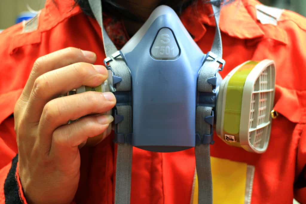 Respirator Fit Testing - Workplace Testing Service - Hayden Health & Safety