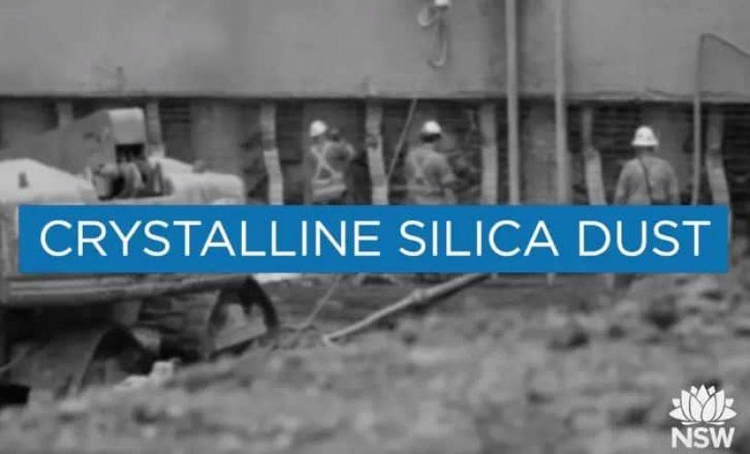 Crystalline Silica Dust - SafeWork NSW Working safely with crystalline silica