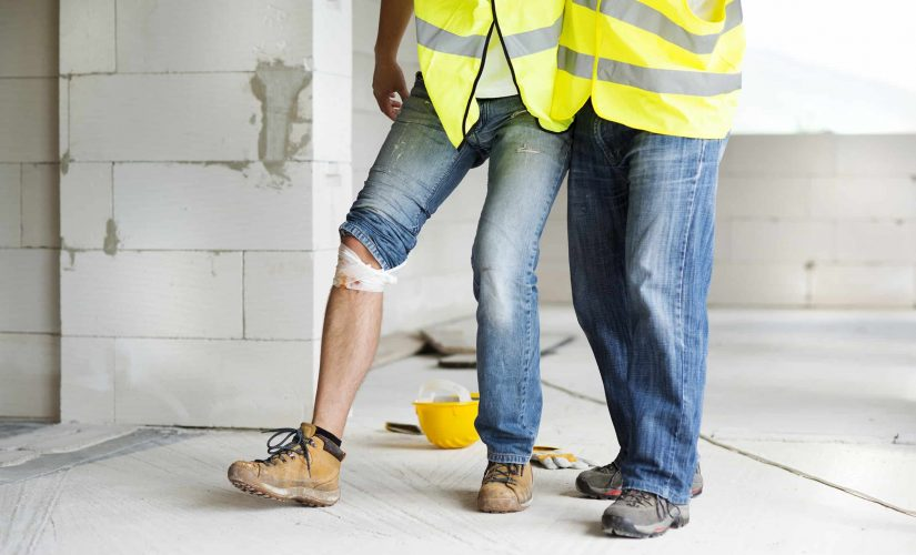 Construction accident Testing Services - Hayden Health & Safety