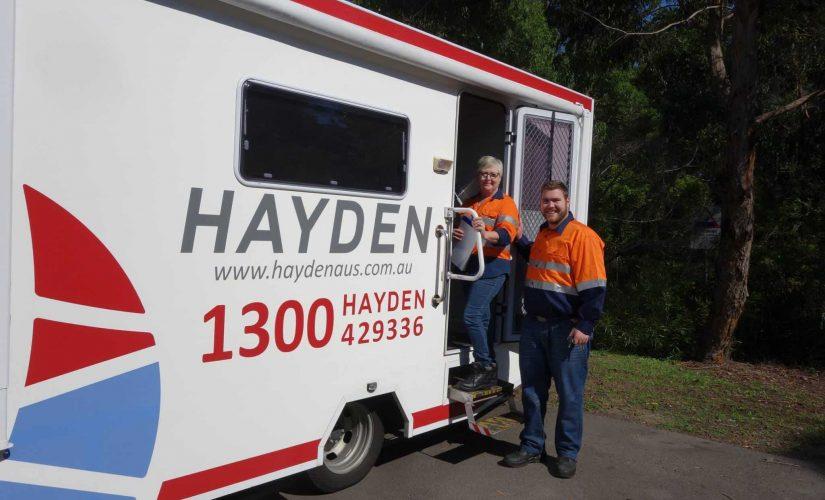 Testing Services - Hayden Health & Safety