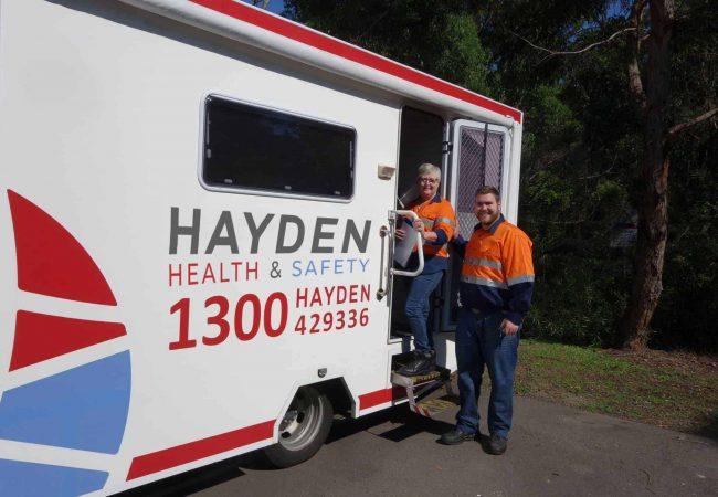Workplace Testing Service - Hayden Health & Safety